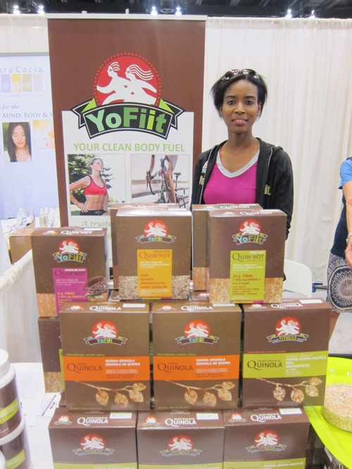 Marie Amilcar, Yofiit, Your Clean Body Fuel