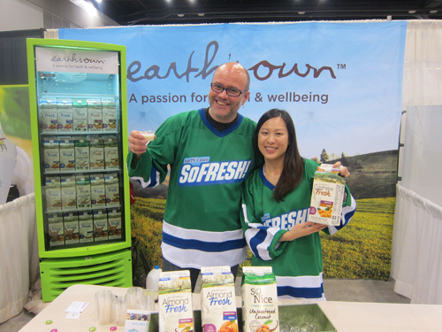 Darren Darcy and Gillian Choo, Earth's Own Food Company
