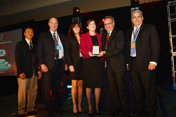 Innovation Award – Grocery Suppliers: Kraft Canada.