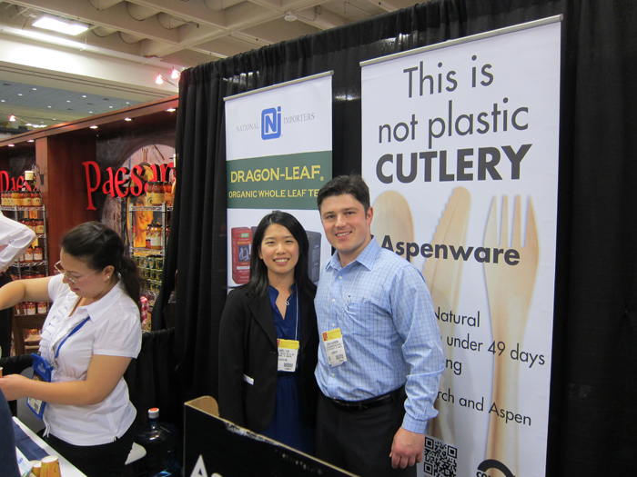 Winter Fancy Food Show 2014
