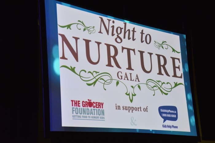 Night to Nurture Gala 2014
