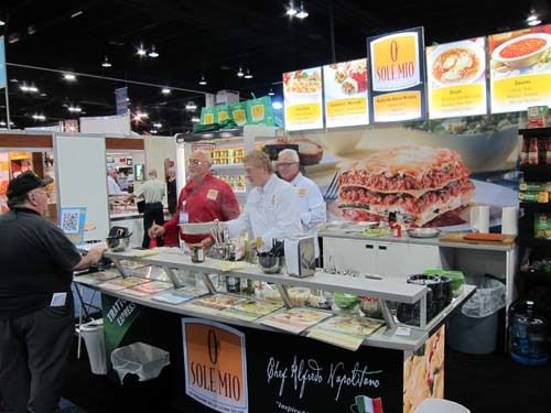 International Dairy • Deli • Bakery Association Show 2014 Denver, Colorado, June 1-3, 2014