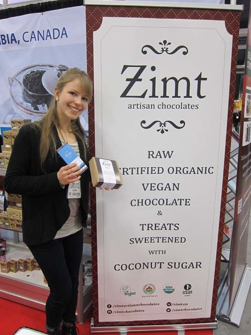 Emma Smith Zimt Artisan Chocolates
