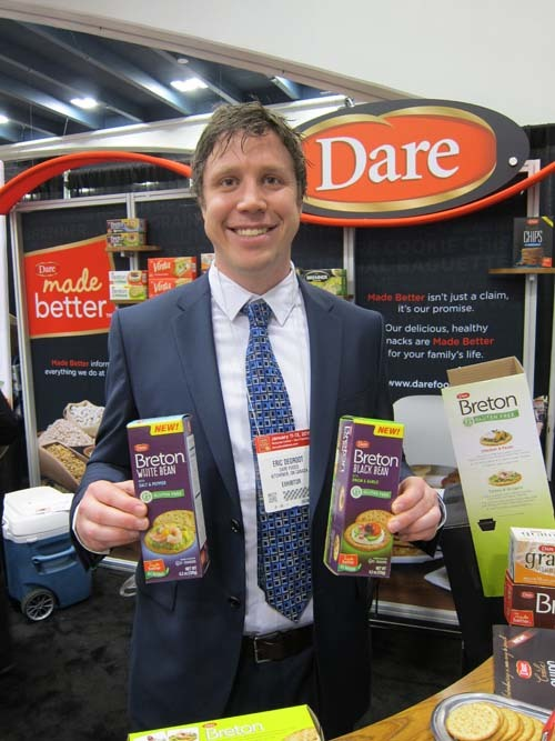 Eric DeGroot Dare Foods Inc