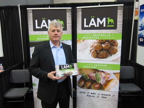 Terry Ackerman North American Lamb Marketing Company