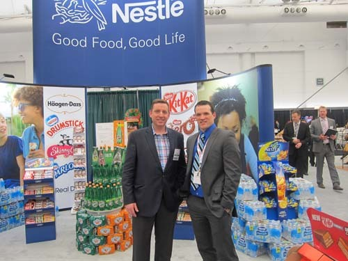 Gary Batey and Ryan Berrecloth-Nestle Canada