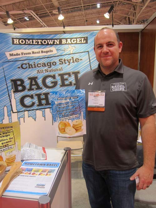 Marty Lally - Hometown Bagel Inc