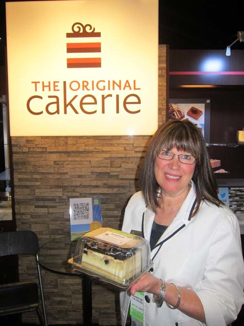 Elizabeth Johnston, The Original Cakerie