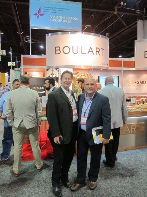 Kevin Smith, Grocery Business and Tom Barlow, Canadian Federation of Independent Grocers