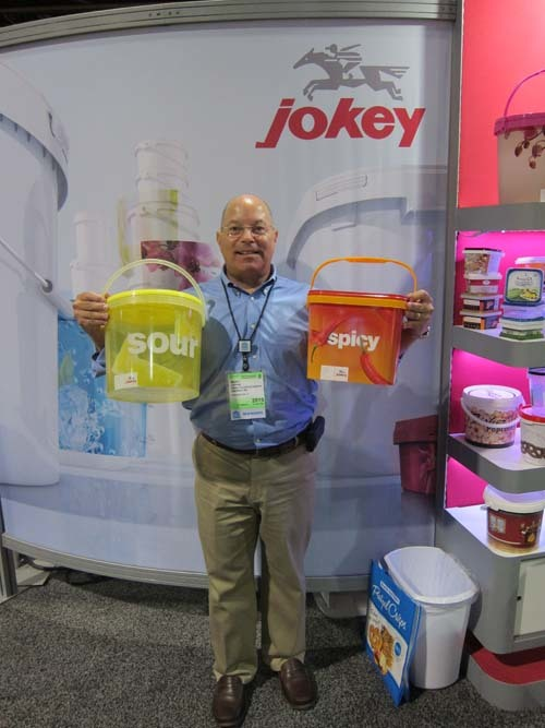 Marc Lippia, Jokey Plastics North America