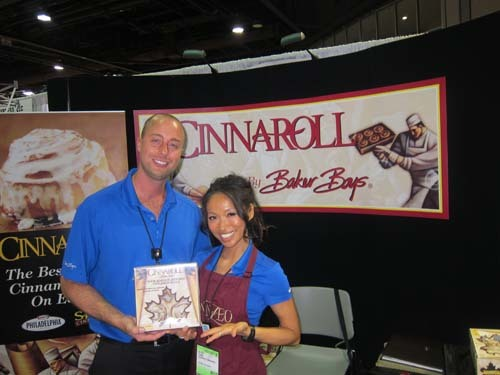 Reid Wolton and Kitty Fung, Cinnaroll Bakeries Limited