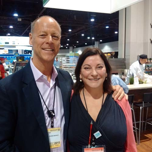 Walter Robb, Co-CEO Whole Foods and Karen James, Grocery Businessnextpreviousclose
