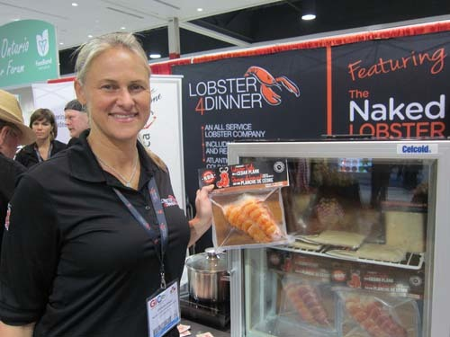 Christina Mayer - Maritime Lobster Limited