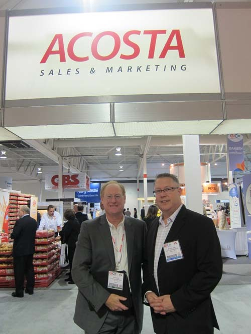 Tom Shurrie and Brian Jackson - Acosta Sales and Marketing