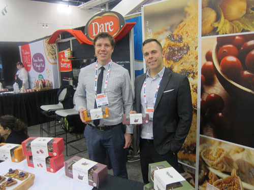 Eric DeGroot and Frank Wright - Dare Foods