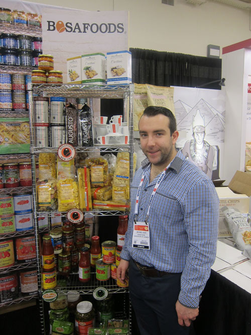 Michael Guidi - Bosa Foods