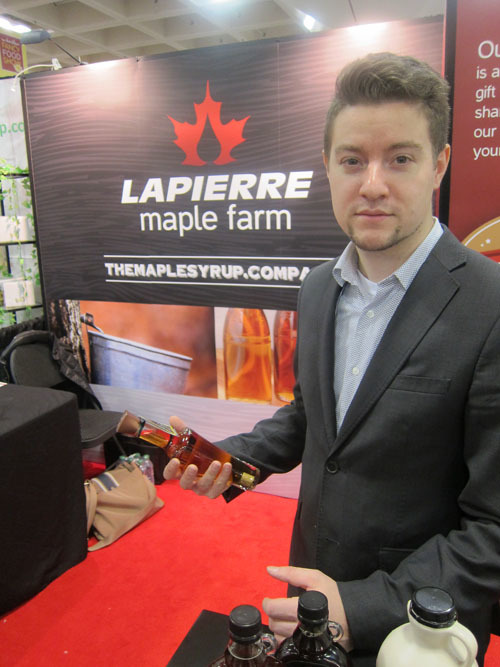 Phillippe Breton - Lapierre Maple Farm