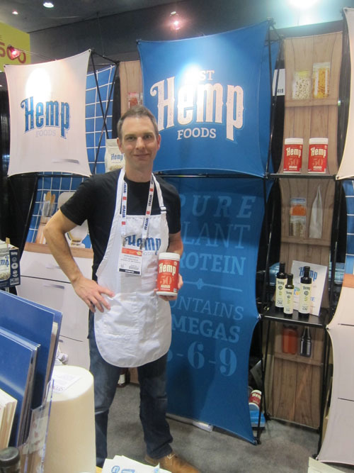 Ryan Bracken - Just Hemp Foods