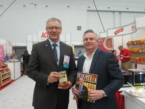 Dave Powell - Powell's Supermarket with Stephen Peers - Pinnacle Foods Canada