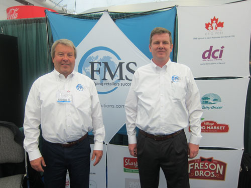 Mark Ehleben and Robert Graybill - FMS Solutions