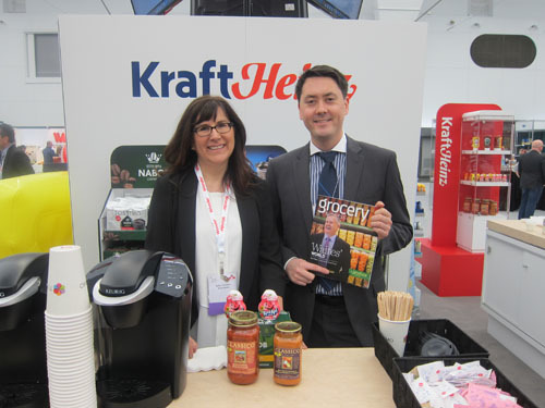 Sofia Thompson and Jeff Chiang - Kraft Heinz