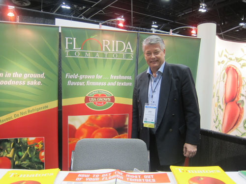 Brad Brownsey - Florida Tomato Committee