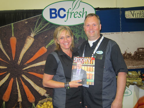 Laurie Gray and Brian Faulkner - BC Fresh