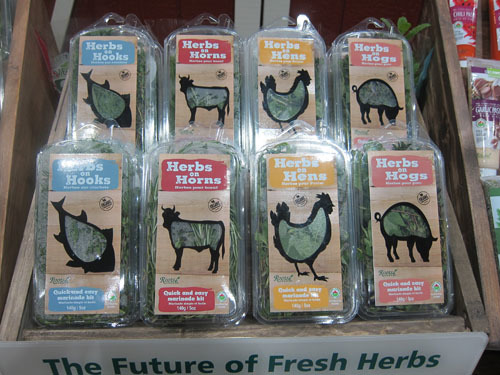New Grab and Go Marinade Kits from Evergreen Herbs