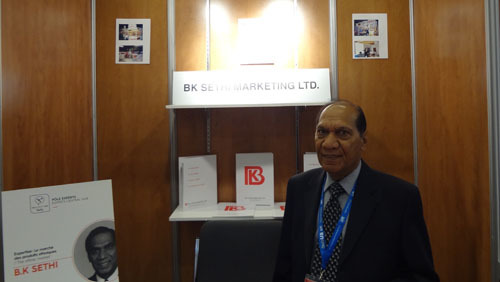 BK Sethi, BK Sethi Marketing Inc.