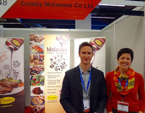 William Crosby, Bridget Oland, Crosby Molasses and Co Ltd