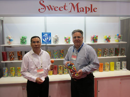 Kevin Sun and John Masanotti - Sweet Maple Candies Company