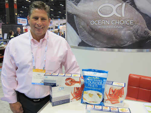 Ken Lemons - Ocean Choice International