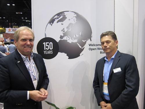 Robert Slykhuis and Rob Weisz - Bizerba North America
