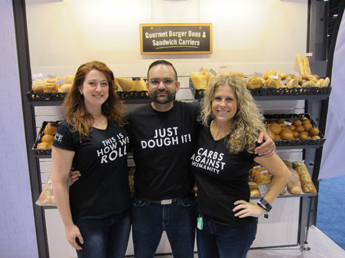 Sophia Rouleau David Shahid and Bonnie Bisignano - Ace Bakery