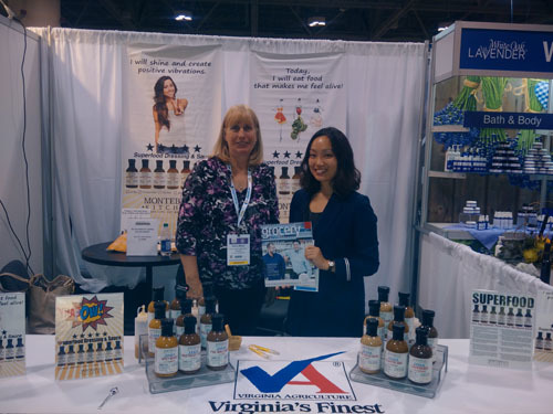 Kathy Boyce-Boyce Strategic Marketing and Heidi Kim-Argyle Communications