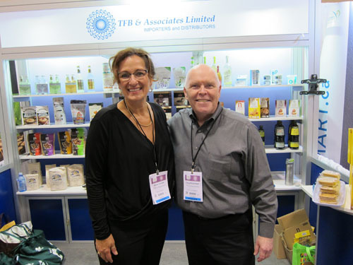 Maria Cernak and Doug Robertson - TFB and Assoc