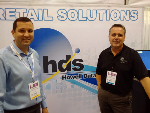 Jamie Somers and Paul Howell - Howell Data Systems