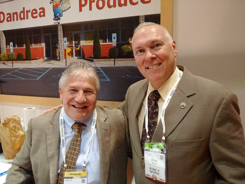 Bobby Consalo - Dandrea Produce and Al Murray - State of New Jersey