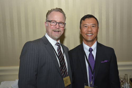 att Blixt - Kruger with Albert Lum of Buy-Low Foods