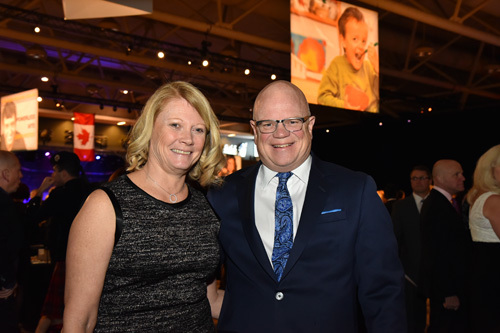 Brenda and David Wilkes - Retail Council of Canada