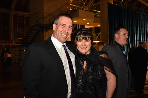 Frank Tombol, Lawrie Insurance Group Inc. and Lianne Tombol, Hussmann Canada Inc.