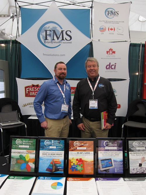Michael Sharpe and Mark Ehleben - FMS Solutions