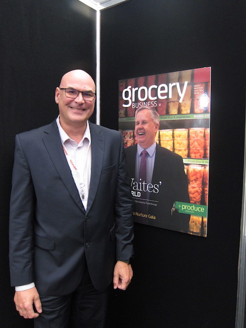 Paul Cope of Save-On-Foods