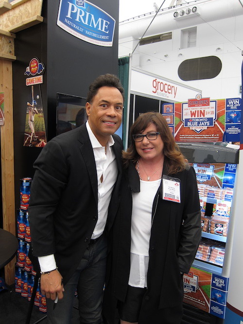 Roberto Alomar and Cori Bonina - Stongs Markets
