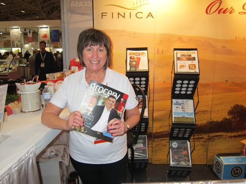 Christine Tos, Finica Food Specialties