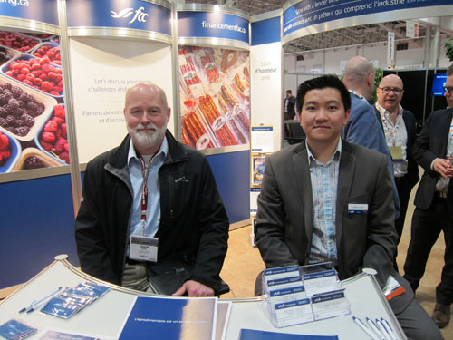 Graham Legge and Anthony Ngai, Farm Credit Canada