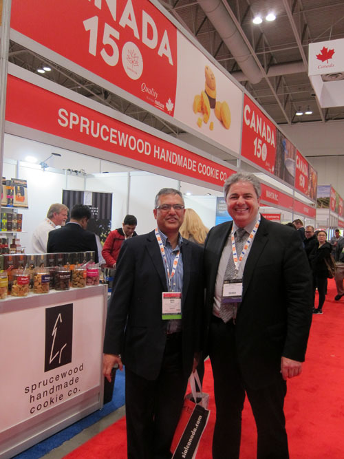 Kiran Pandey and Alan Crawley - Ontario Ministry of Agriculture