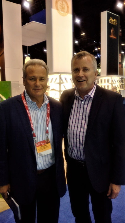 Acosta Sales & Marketing's Fred Rosen and Shaun McKenna