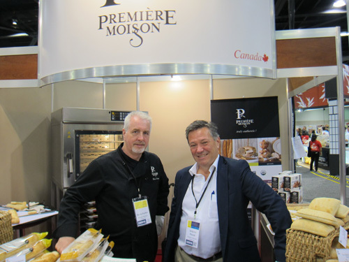 Chef Denis Fortin and Jacques Pascal - Premiere Moison