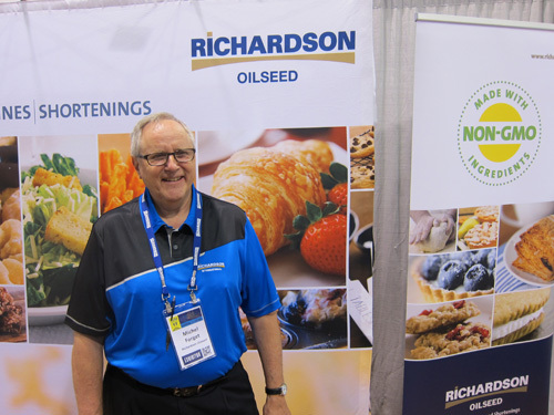 MIchel Forget, Richardson Oilseed Limited
